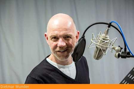 Synchronsprecher - Synchronstimme Dietmar Wunder