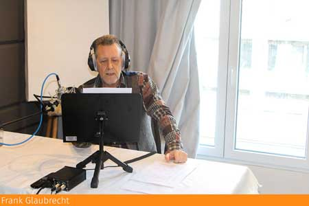 Synchronsprecher - Synchronstimme Frank Glaubrecht