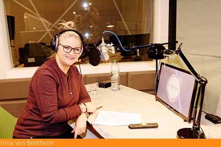 Synchronsprecher - Synchronstimme Irina von Bentheim