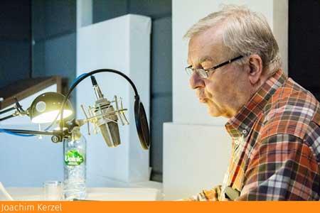 Synchronsprecher - Synchronstimme Joachim Kerzel