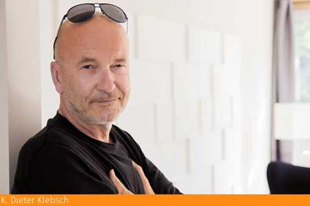 Synchronsprecher - Synchronstimme K Dieter Klebsch