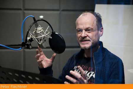 Synchronsprecher - Synchronstimme Peter Flechtner
