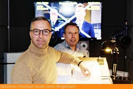 Synchronsprecher - Synchronstimme Sebastian Christoph Jacob