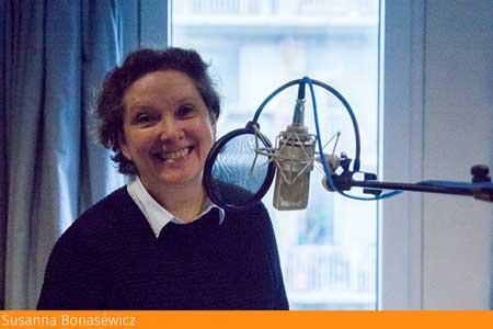 Synchronsprecher - Synchronstimme Susanna Bonasewicz